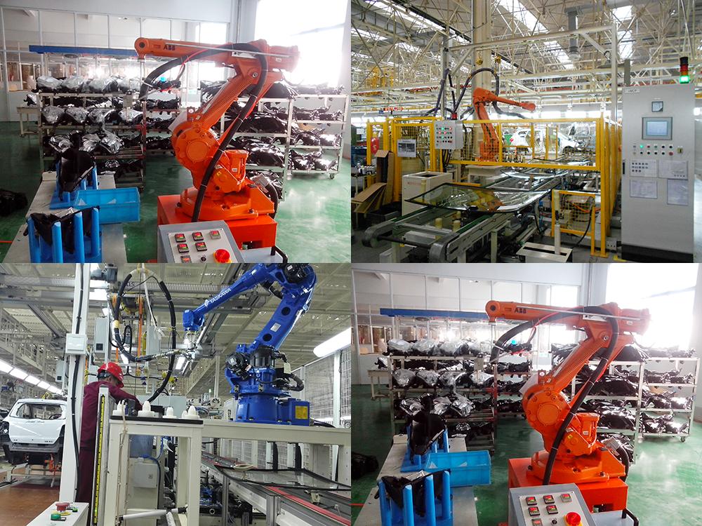机器人水切割设备相关小知识