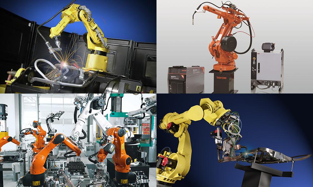 ABB、安川机器人电路板设计的影响
